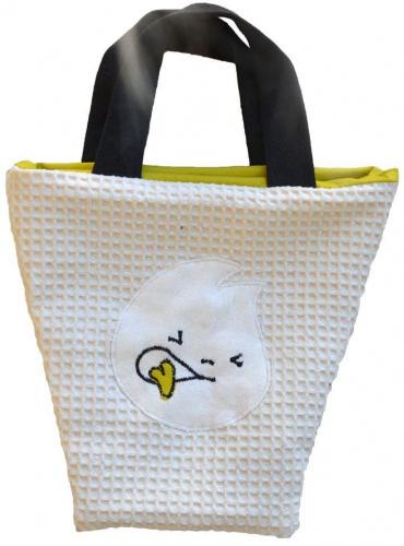 Petit sac avec tête beurk