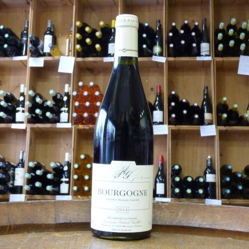 Bourgogne Pinot Noir Domaine Patrick Guillot 2014