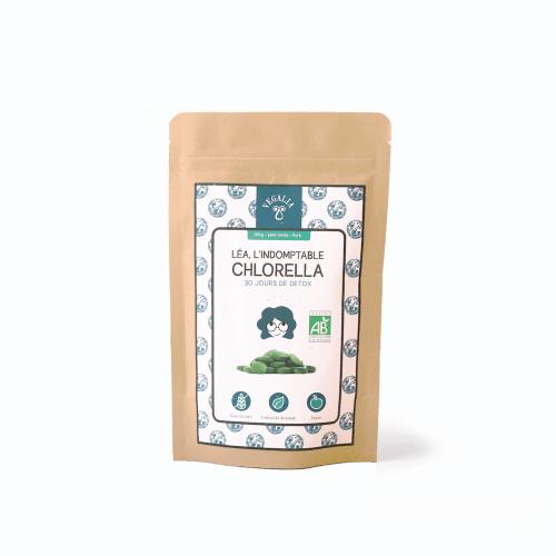 Chlorella Bio en comprimés