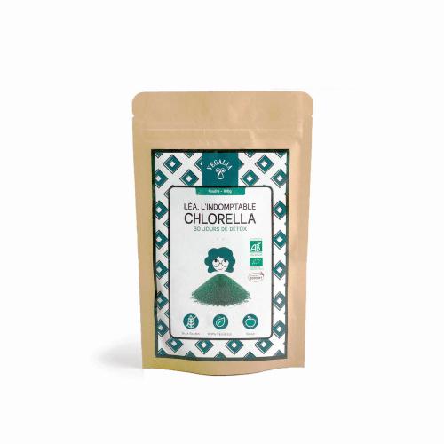 Chlorella Bio en poudre