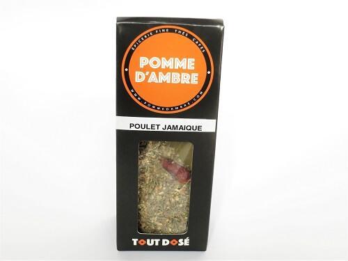 Epices Tout Dosé mélange d'épices pour Poulet Jamaïque