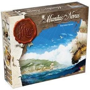 mundus novus + carte promo