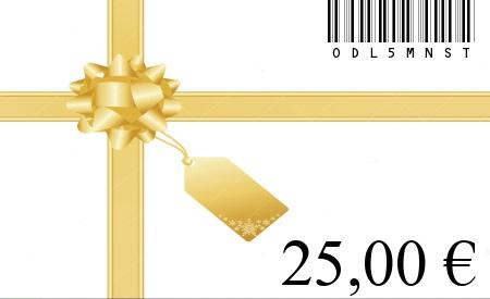 Carte Cadeau Bioeven -25