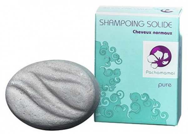 Shampoing Solide Pure - PACHAMAMAÏ