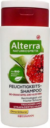Shampoing Hydratant Grenade Aloe Vera - ALTERRA