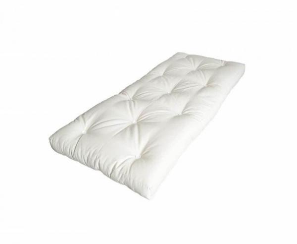 Matelas futon latex 1 place 90x190 - abc meubles