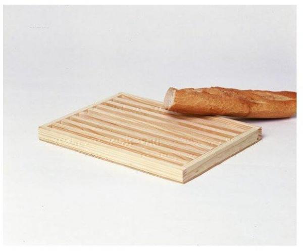 Planche ramasse miettes bois brut - abc meubles