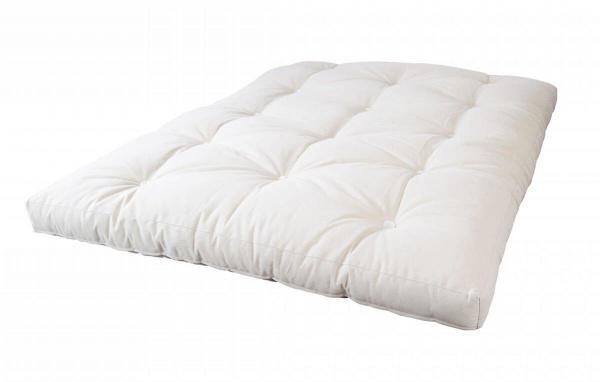 Matelas futon latex 2 places 160x200 - abc meubles
