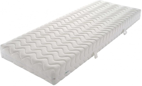 Matelas en latex naturel 1 place ultra confort - 17cm 80x200 - abc meubles