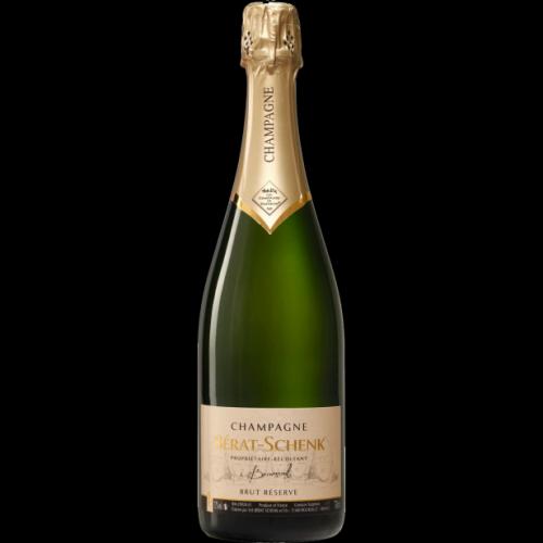 Champagne Bérat Schenk - Réserve