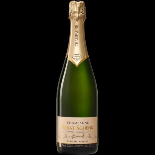 Champagne Bérat Schenk - Réserve Demi-Sec