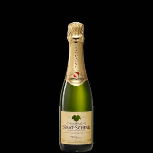 Champagne Bérat Schenk - Tradition Demi-Sec (Demi-Btle)