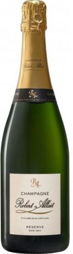 Champagne Robert Allait - Réserve ½ sec
