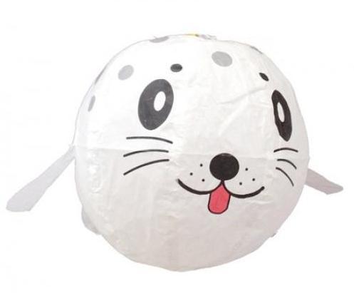Kamifusen Phoque Ballon en Papier Japonais