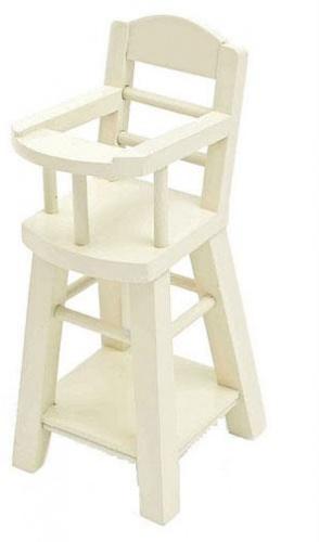 Maileg | chaise haute bébé pour poupée mini