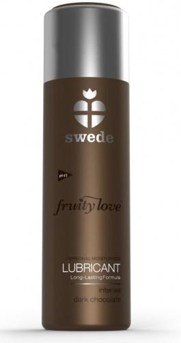 Lubrifiant Fruity Love Chocolat Noir - 100 ml