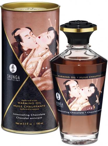 Huile Chauffante Chocolat Enivrant - 100 ml