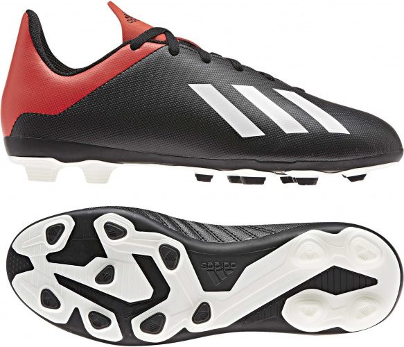 Chaussures Rugby Enfant  Moulées X 18.4 FXG / adidas