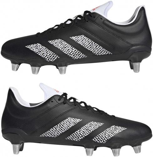 Chaussure Rugby Kakari Terrain gras 8 crampons / Adidas