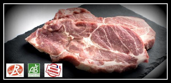 Côtes de Porc Echine