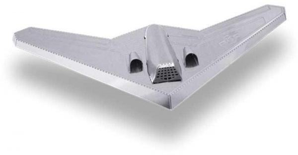 Puzzle 3d en métal - drone furtif rq170 sentinel