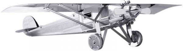 Puzzle 3d en métal - avion spirit of saint louis