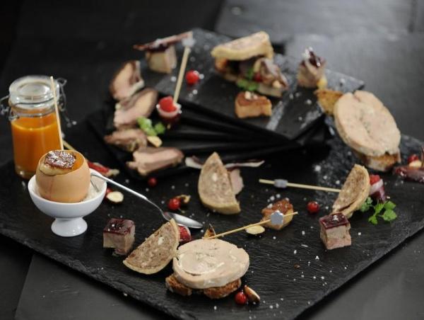 Pâté au foie de canard (25% foie gras) 200 g
