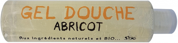 Gel Douche Abricot