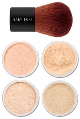 Coffret découverte maquillage minéral Lily Lolo - LIGHT