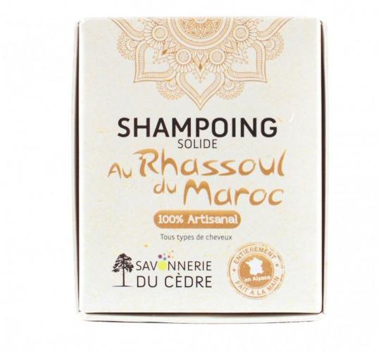 Savon Shampoing naturel au Rhassoul