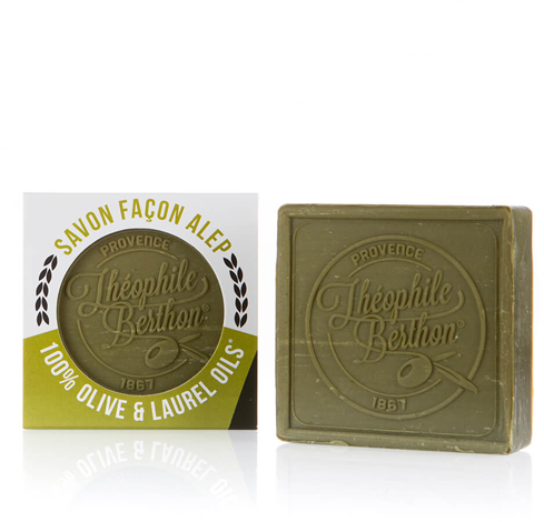 Savon Façon Alep - Olive et baies de Laurier - 100 gr