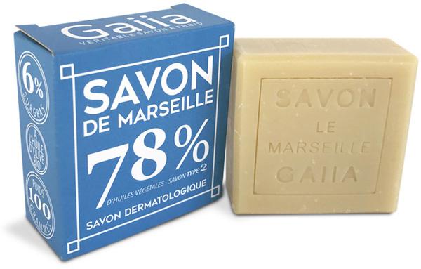SAVON DE MARSEILLE / OLIVE - COCO / 100GR