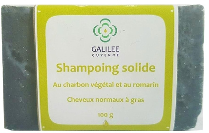 Savon shampoing - cheveux normaux à gras