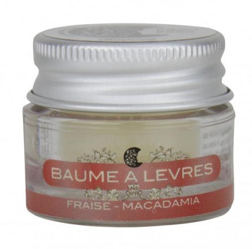 Baume à lèvres - FRAISE & MACADAMIA