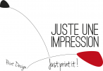 JUSTE UNE IMPRESSION-logo