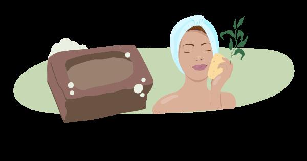 bienfaits du savon d'alep peau et cheveux