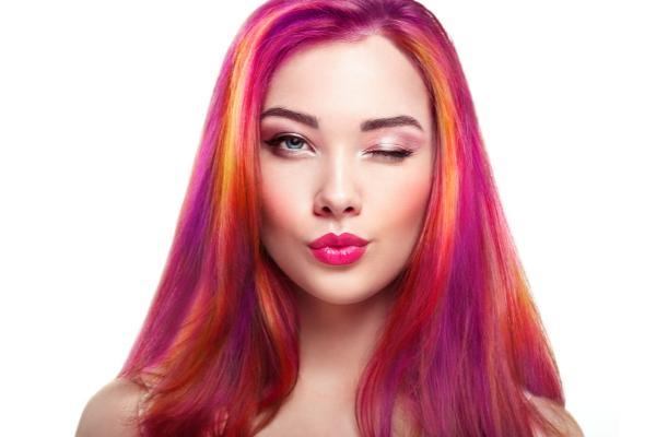 cheveux-colorés