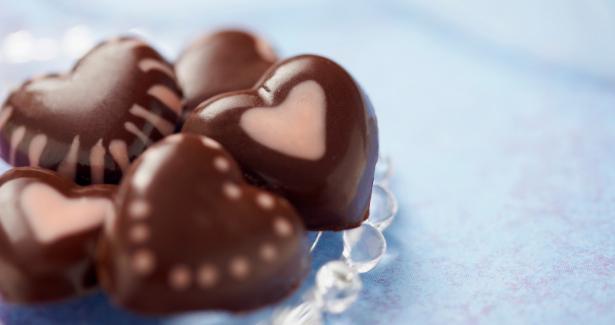 chocolats Jupiterimages via Canva.com