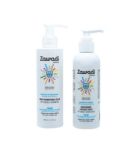 zawadi à appliquer après-shampoing