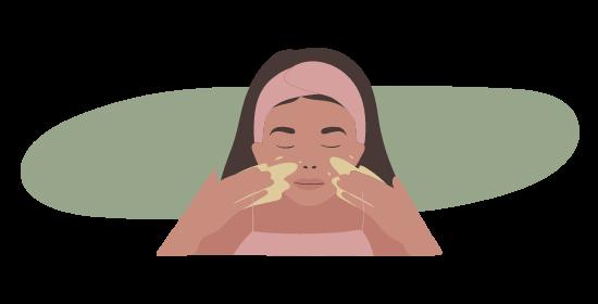 huile de jojoba pour le soin de la peau