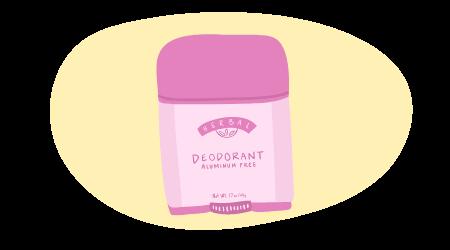 déodorants naturels et bio