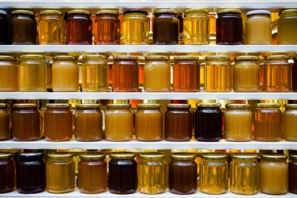 miel-mellat-antisptique-miel de France-vertus du miel-glucides-cristalliser-artisanal-savoureux-parfumé-toux-secs-nectar des fleurs-digestion-medicinales