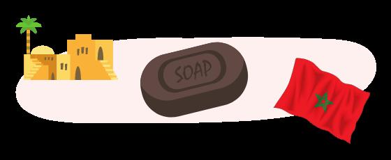 savon noir orient maroc