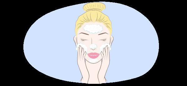 savon visage selon type de peau